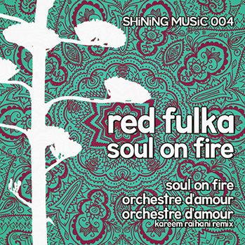SHiNiNG MUSiC Red Fulka Soul On Fire HeartFire