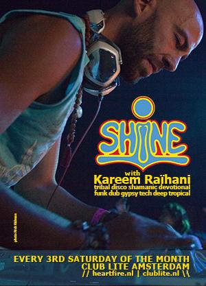 SHiNE Kareem Raihani HeartFire