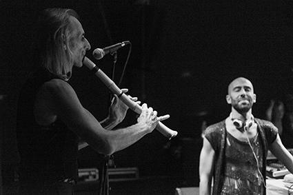 SHiNE Kareem Raihani Avi Adir Trio Aya HearFire Club Lite Amsterdam 20150919