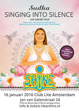 SHiNE Sudha Live Concert Kareem Raihani HeartFire