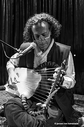 Luis Paniagua live in concert @Club Lite Amsterdam. Photo: jeroen van kemenade