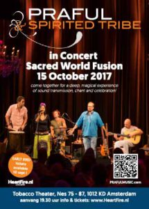 2017 Praful Concert HeartFire Tobacco Theater 15 oktober 2017