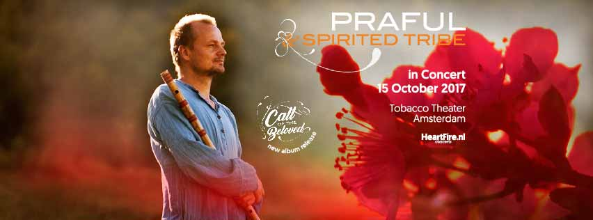 2017 Praful Slider Concert HeartFire Tobacco Theater 15 oktober 2017