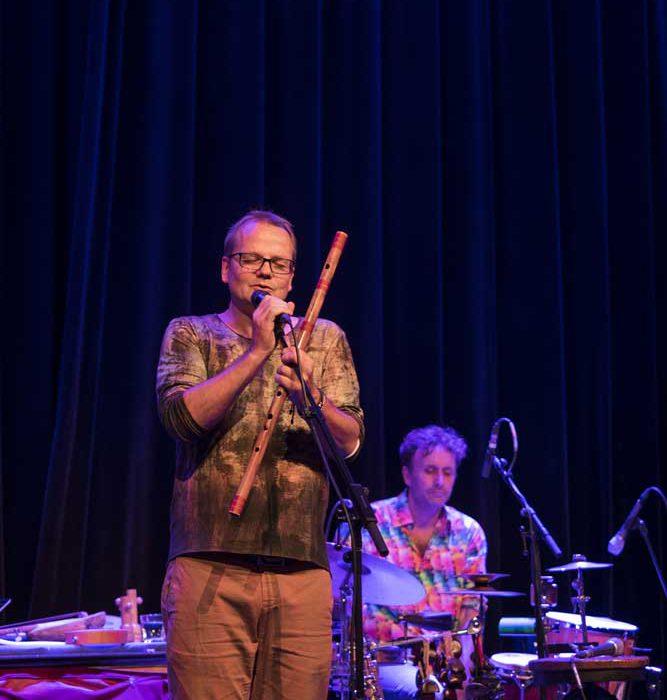 Praful & Spirited Tribe in Concert 15 oktober 2017 Tobacco Theater HeartFire.nl photo jeroen van kemenade