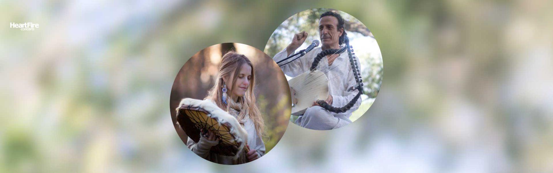 Luis Paniagua & Suyana :: Weaving Sound Into Silence :: 22 maart 2018 Blijburg