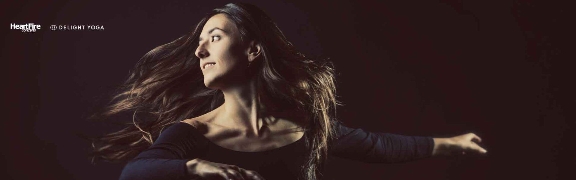 Ayla Nereo Finding Voice Workshop 1 July 2018 @Delight Yoga Amsterdam