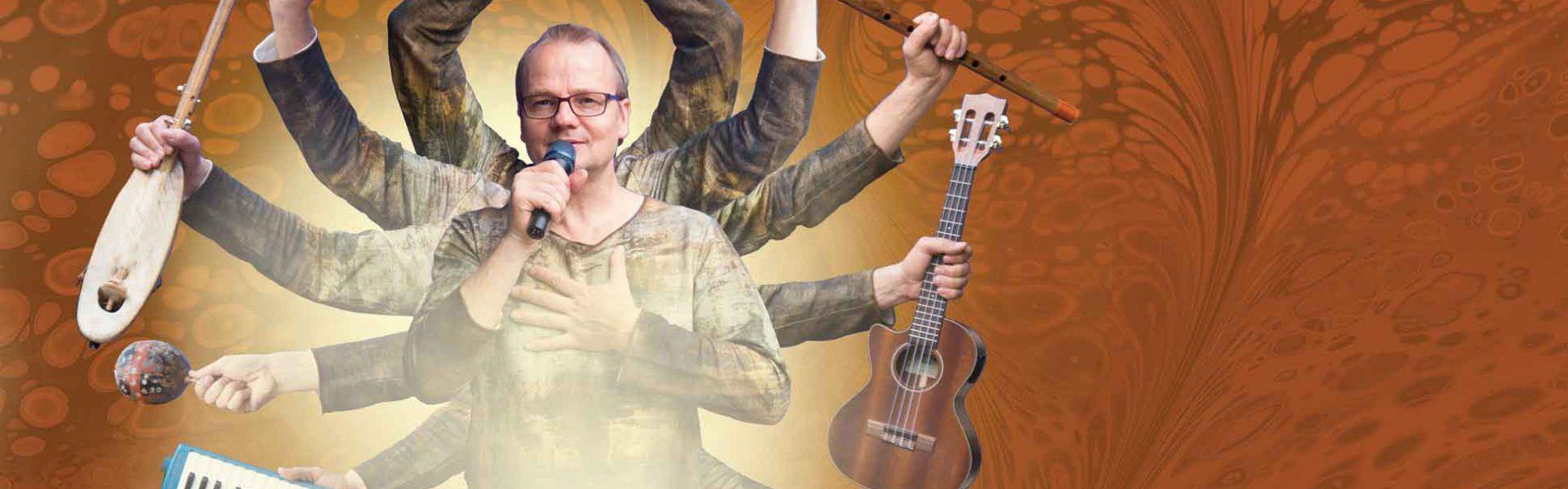 Praful :: Solo in Concert :: 9 November 2018 @Van Houtenkerk Weesp