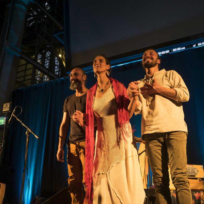 Mirabai Ceiba in Concert 6 May 2018 Zuiderkerk Amsterdam HeartFire.nl photo Jeroen van Kemenade