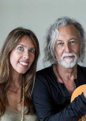 Deva Premal and Miten with Manose The Soul of Mantra Live KAF Almere Living Satsang HeartFire.nl