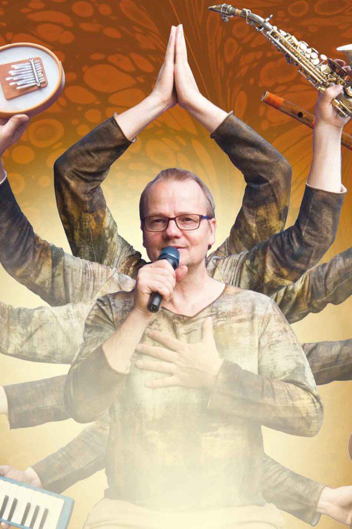 Praful in Concert Van Houtenkerk Weesp 9 november 2018 HeartFire.nl