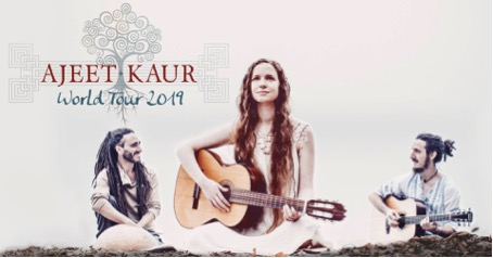 Ajeet Kaur Live in Amsterdam March 29, 2019 HeartFire.nl World Tour 2019