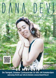 Dana Devi Doorway to Silence De Tempel 30 mei 2019 HeartFire.nl