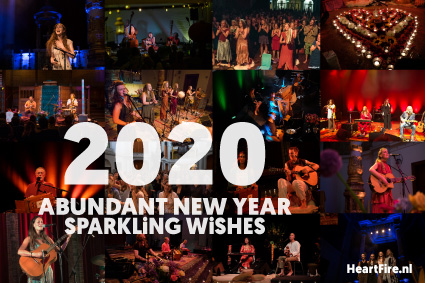 2020 Sparkling Wishes for an abundant New Year from HeartFire