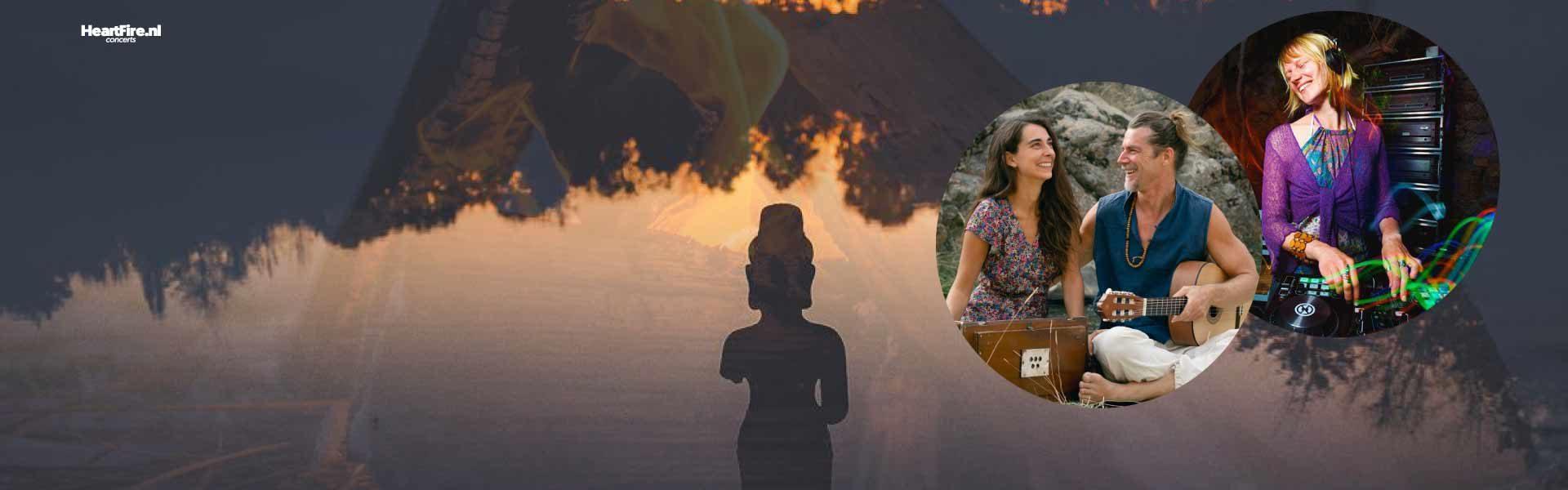 HeartFire CampOut w/Kevin James & Susana + DJ Caroline :: 9 + 10 juni @Landgoed Ottermeerhoeve